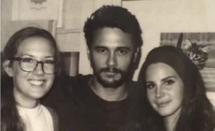 James Franco and Lana Del Rey: Hooking Up?!