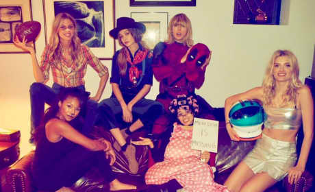 Taylor Swift Halloween Party
