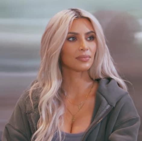 Kim Kardashian Looks On