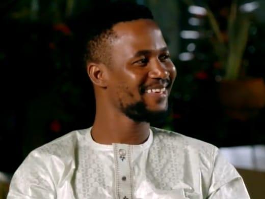 Usman Umar Smiles