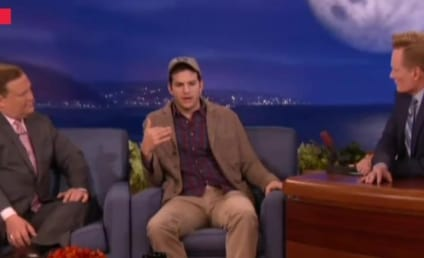 "Ashton Kutcher Dubs Parenthood ""The Greatest Thing on Earth!"""