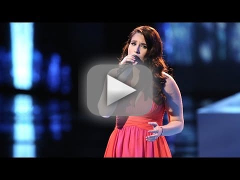 Audra McLaughlin - Forgive (The Voice)