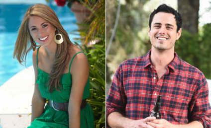 Ben Higgins: Dating Tenley Molzahn! Hollering at Cassandra Ferguson! Still with Kelly Osborn!!