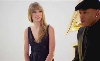 Taylor Swift Tries, Fails to Beat Box in Grammys Ad