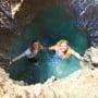 Kailyn and Leah as Mermaids