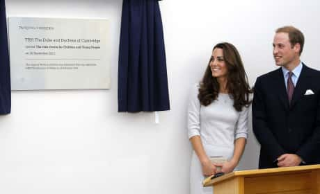 Honoring William and Kate