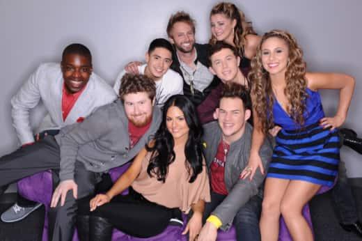 American Idol Top Nine