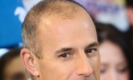 Matt Lauer's Twitter Apology to Former Intern