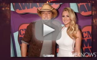Brittany Kerr, Jason Aldean Together