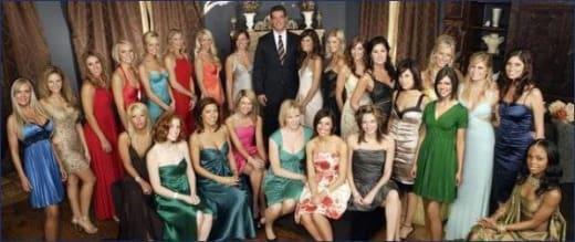 Matt Grant and Bachelor Women