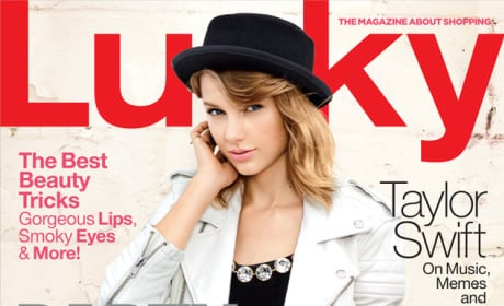 Taylor Swift Lucky Cover
