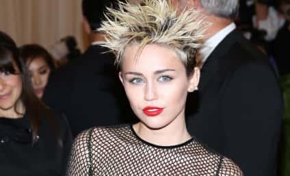 Miley Cyrus at MET Gala: Hot or Not?