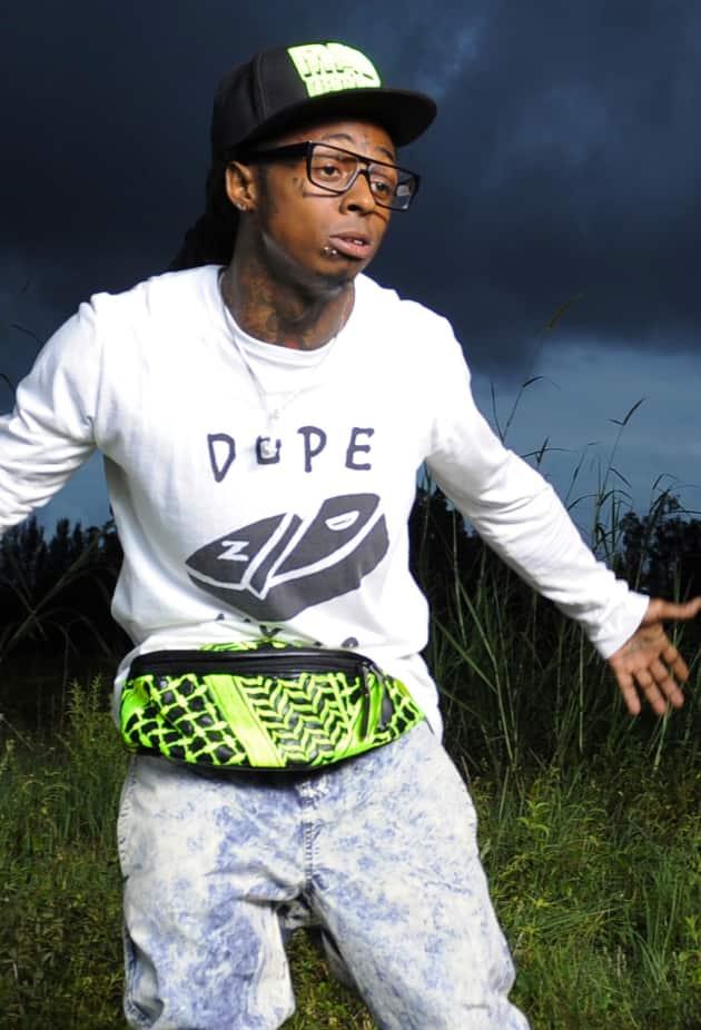Lil Wayne Glasses