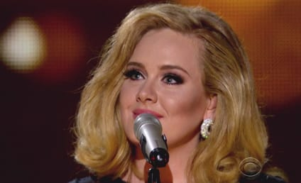 Adele Tops Year-End Album Sales Chart... Again!