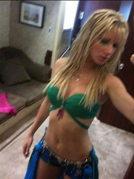 Heather Morris as Britney