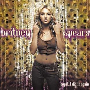 Britney Spears Album Art