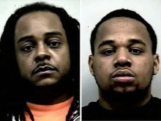 Dewayne Patterson and Renaldo Jackson Mug Shots