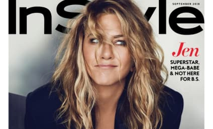 Jennifer Aniston Finally Fights Back Against All the BS