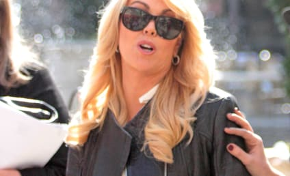 Dina Lohan and Michael Lohan Meet for Dinner, Do Not Harm Each Other