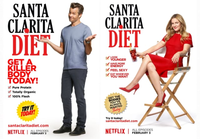 Santa Clarita Diet - Netflix