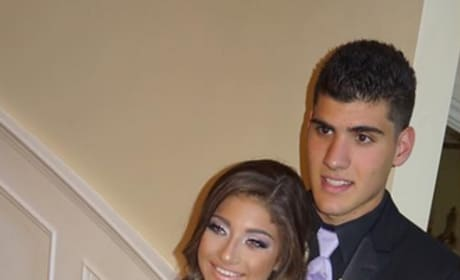 Gia Giudice with Boyfriend Nick