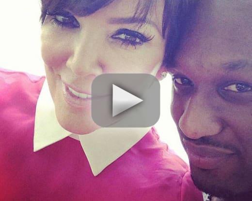 Kris jenner apologizing to khloe kardashian for sleeping with la