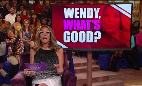 Wendy Williams Talk Show Photo