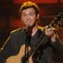 Phillip Phillips on Idol