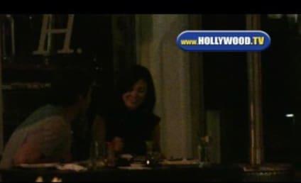 Brody Jenner Macks On Chick