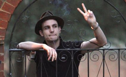 Blake Fielder-Civil: Enjoying Life Outside Jail, Happy For Barack Obama, Planning on Shagging Amy Winehouse