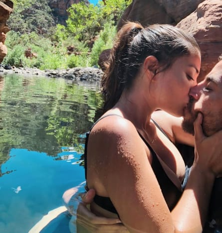 Jorge Nava Makes Out With New Girlfriend