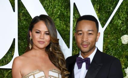 Chrissy Teigen & John Legend: Headed For Divorce?!
