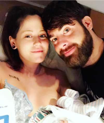 Jenelle Evans Baby Photo