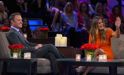 The Bachelorette Recap: The Men Tell All, Get Scared of Chad