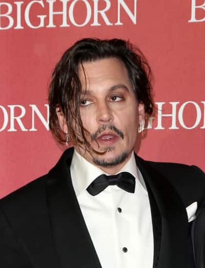 Johnny Depp: Drunk?
