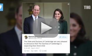 Kate Middleton: Pregnant with Third Child!