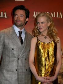 Nicole Kidman and Hugh Jackman go Down Under