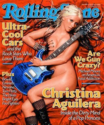 Christina aguilera big butt nude