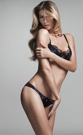Swimwear Supermodel Gisele Nude Pictures