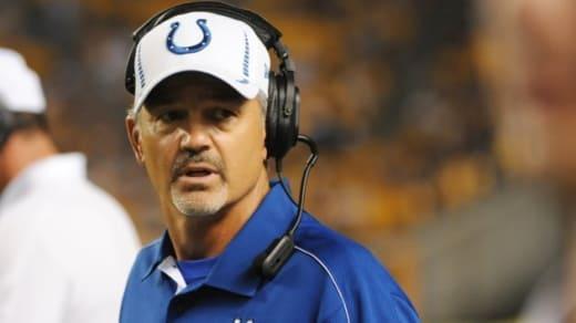 Colts Coach