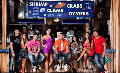 Jersey Shore Season Five Cast