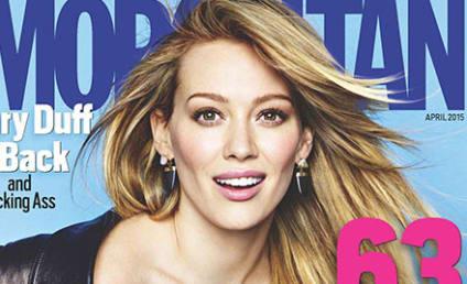 Hilary Duff Talks Mike Comrie Divorce, Sort of Slams Chris Brown