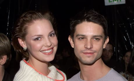 Katherine Heigl and Jason Behr