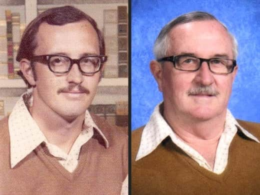 Teacher Yearbook Pics