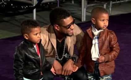 Tameka Foster Files Emergency Documents, Demands Custody of Children from Usher