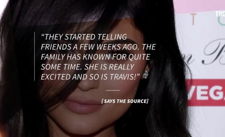 Kylie Jenner: Pregnant with First Child!