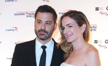 Jimmy Kimmel and Molly McNearney: Expecting Baby #2!