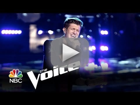 Jake Barker - She Will Be Loved (The Voice)