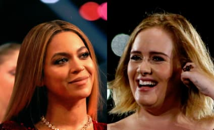Adele Rocks Out to Beyonce: See Her Beychella Dance!