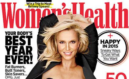 Britney Spears Bikini Photos: Smokin' Hot in Women's Health!